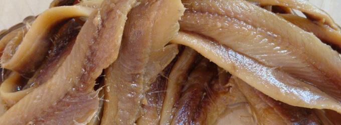 Fougasse aux anchois – Anchoïade