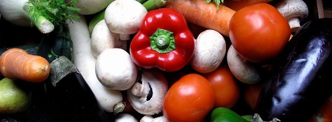 Fougasse végétarienne