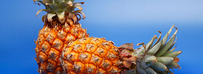 Fougasse Hawaïenne (ananas, jambon, mozarella)