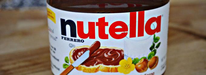 Fougasse Nutella